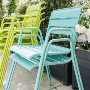 Salon de jardin fermob costa - Mailleraye.fr jardin