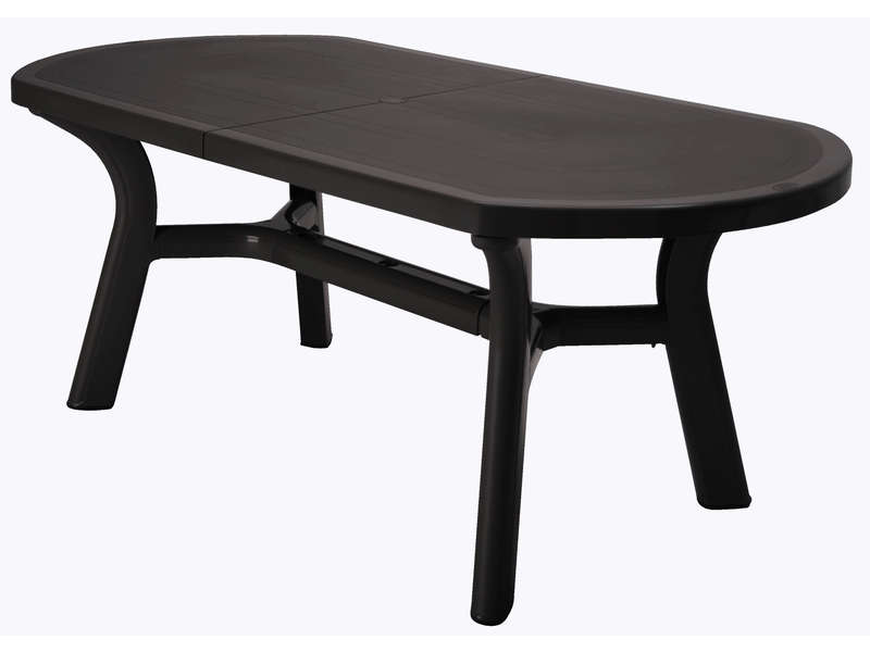 Table jardin rectangulaire - catalogue 2019 - [RueDuCommerce ...