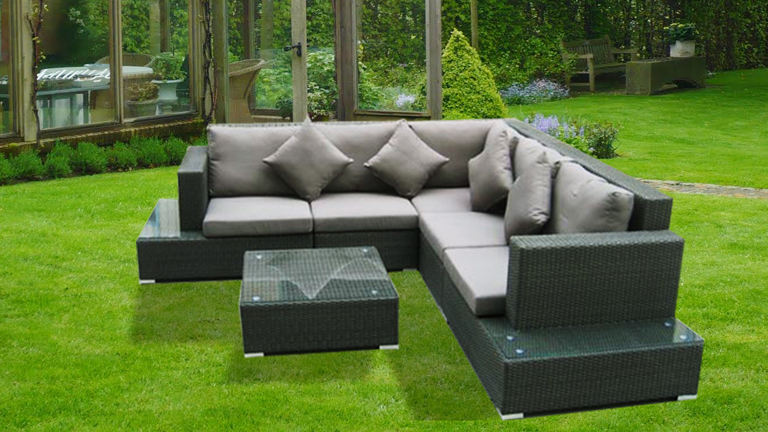 salon de jardin exterieur resistant aux intemperies jardin. Black Bedroom Furniture Sets. Home Design Ideas