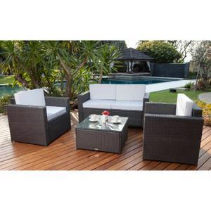 Achat salon de jardin design - Mailleraye.fr jardin