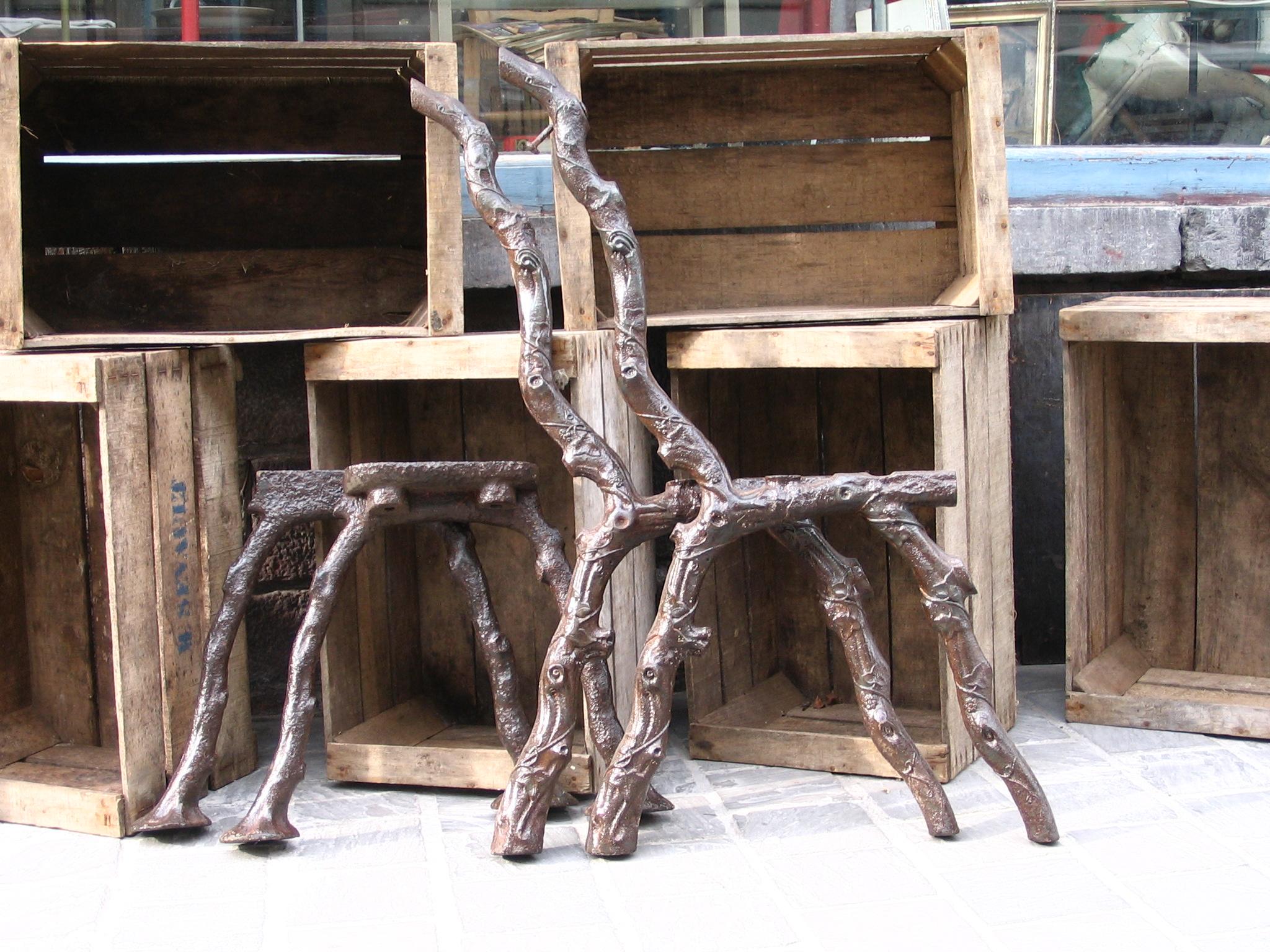 Mobilier De Jardin Ancien En Fonte Maillerayefr Jardin