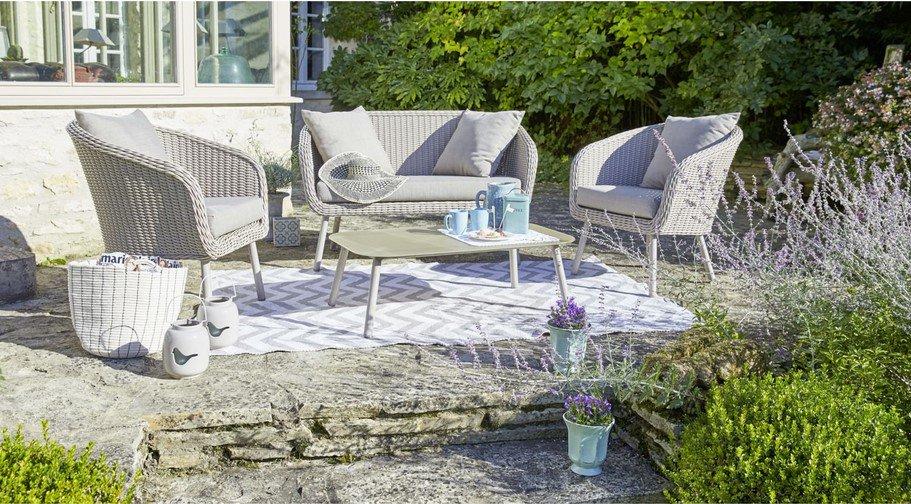 Table salon de jardin rue du commerce - Mailleraye.fr jardin