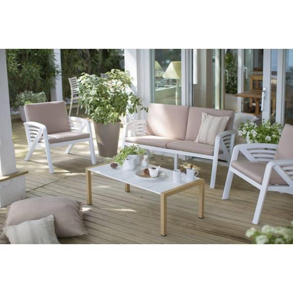 Salon de jardin résine tressée bricomarché - Mailleraye.fr jardin