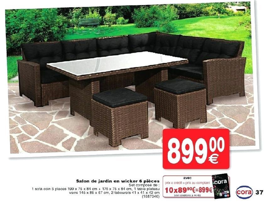 Salon De Jardin Cora Lens 2