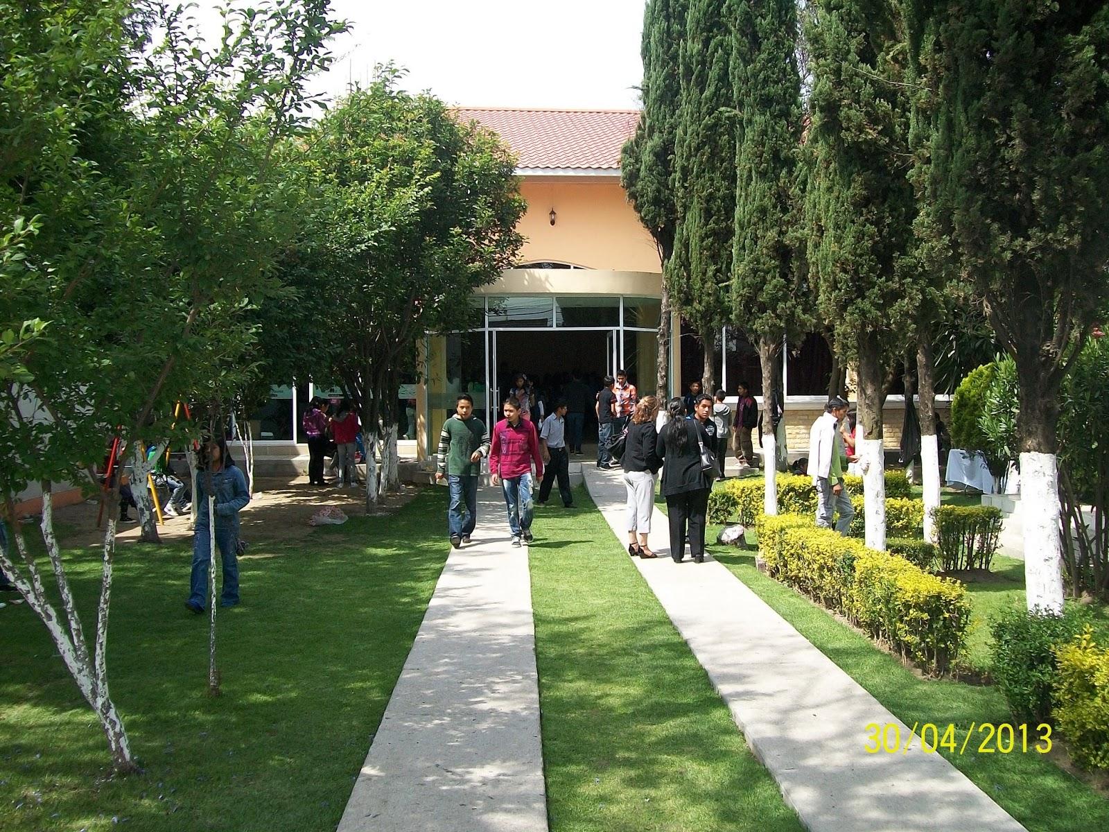 Salon jardin casa blanca tlaxcala