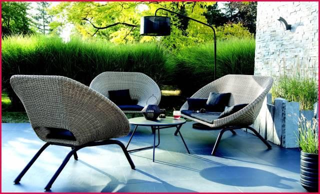 Salon De Jardin California Super U Maillerayefr Jardin