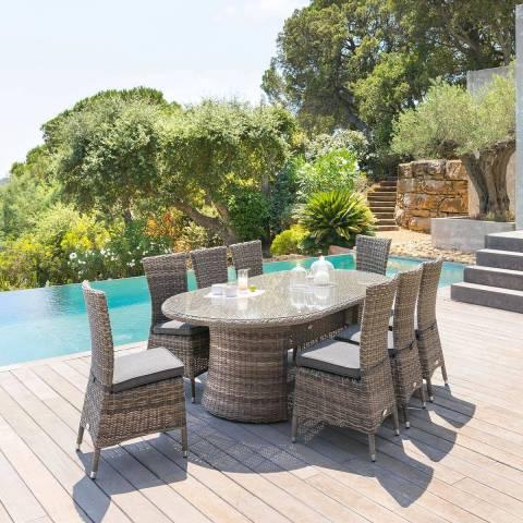 Salon de jardin moorea hesperide - Mailleraye.fr jardin
