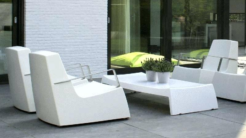 Salon de jardin design belge - Mailleraye.fr jardin