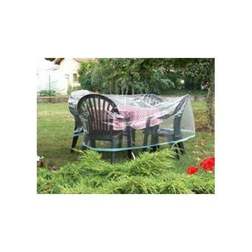 Housse de protection pour salon de jardin rond