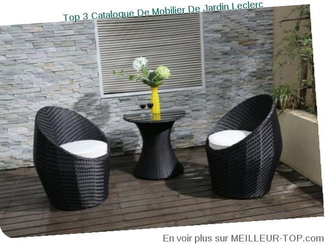 Mobilier de jardin et balcon - Mailleraye.fr jardin
