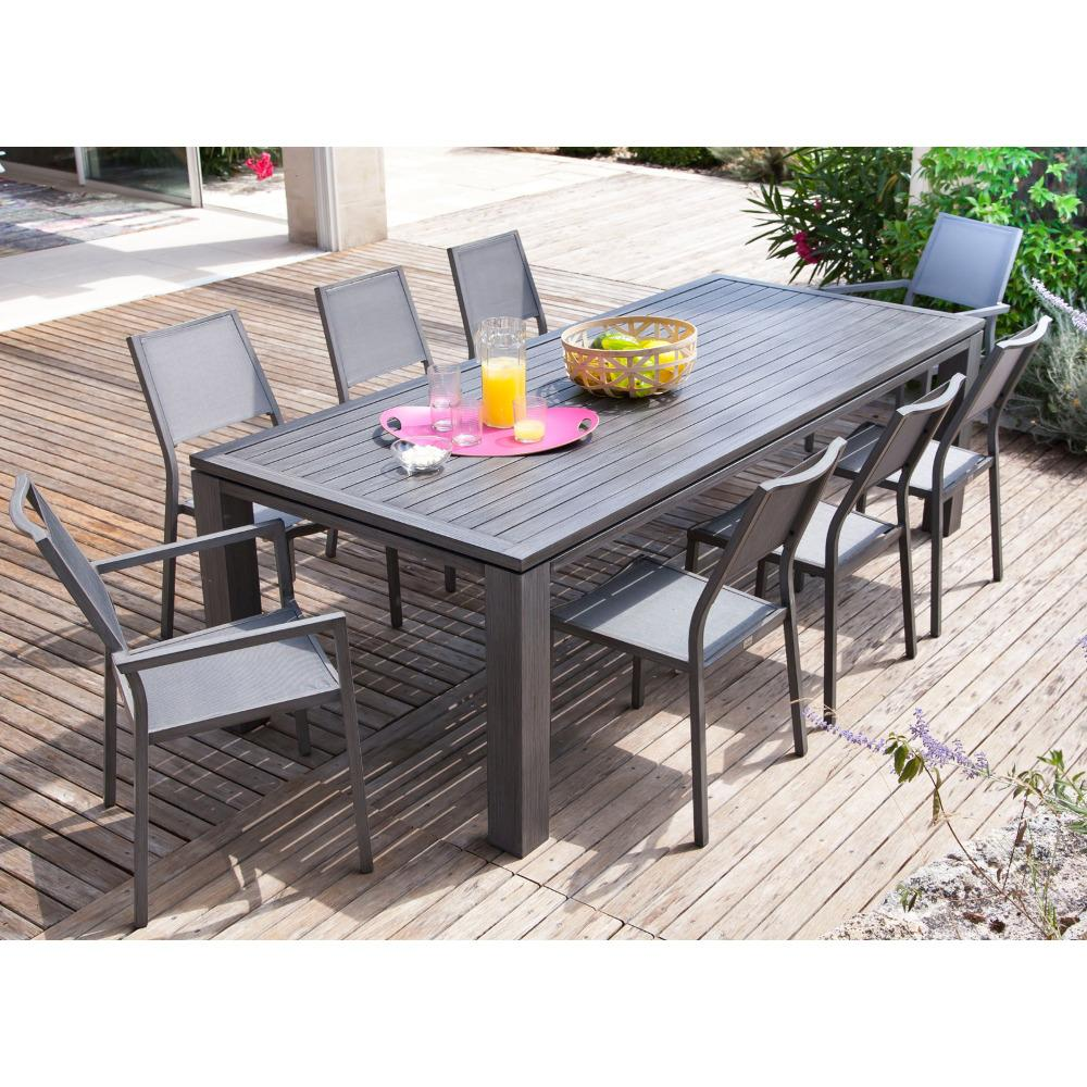 Best Table Jardin Aluminium Fiero Pictures - House Design ...