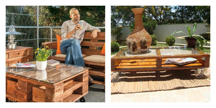 Idee fabrication salon de jardin - Mailleraye.fr jardin