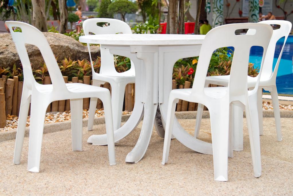 Salon de jardin plastique couleur - Mailleraye.fr jardin