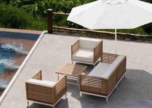 Emejing Salon De Jardin Bois D Occasion Ideas - House Design ...