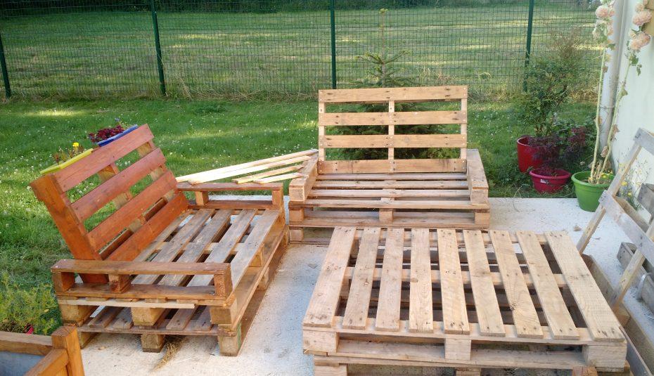 Entretenir un salon de jardin en bois exotique - Mailleraye.fr jardin