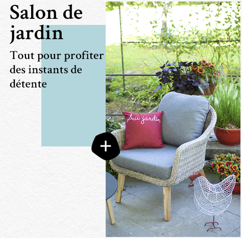 Table salon de jardin botanic - Mailleraye.fr jardin