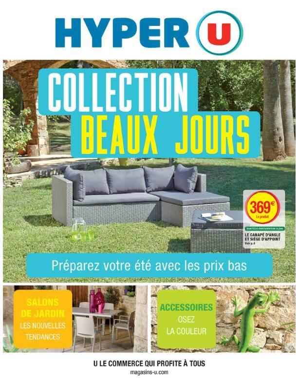 Salon De Jardin Hyper U La Roche Sur Yon Maillerayefr Jardin