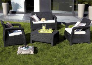 Salon de jardin sorrento luxe - Mailleraye.fr jardin