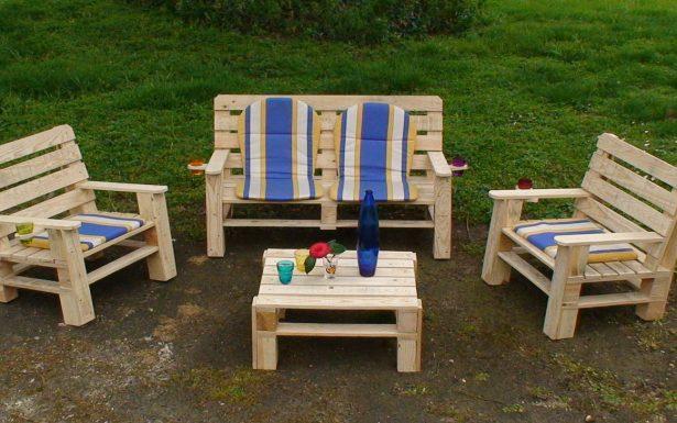 Lasure salon jardin bois exotique