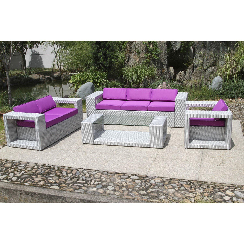 Awesome Salon De Jardin Bas Gris Ideas - House Design - marcomilone.com