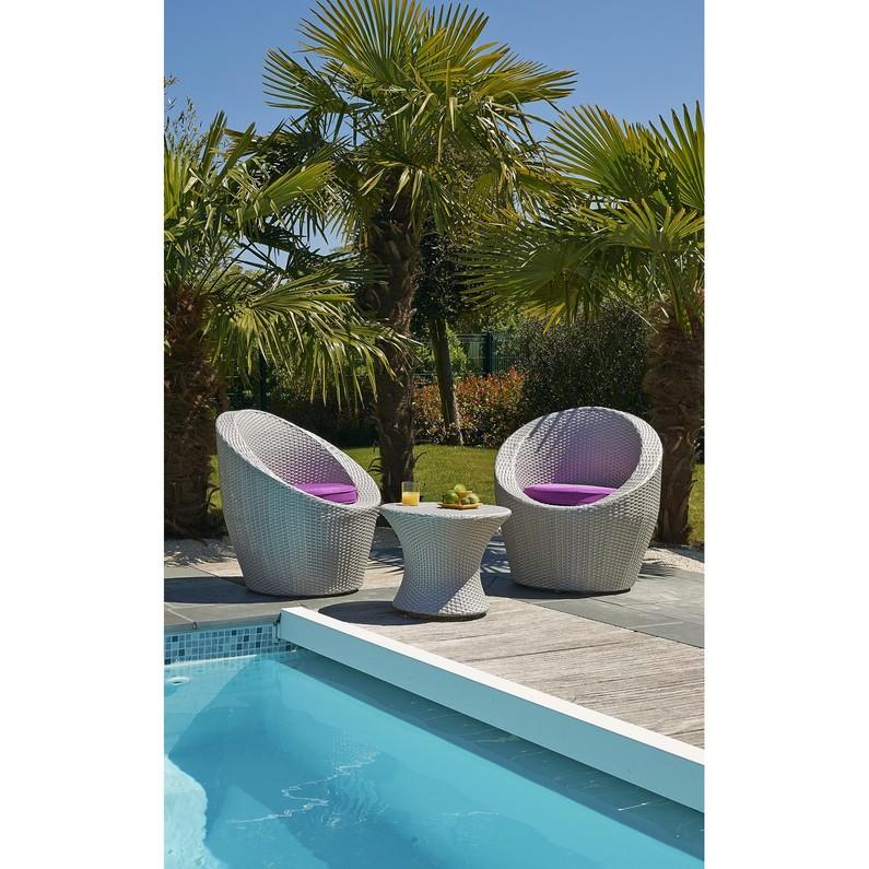 Salon de jardin isa dcb garden - Mailleraye.fr jardin
