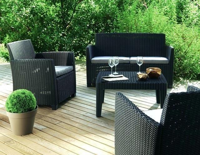 Salon de jardin a 200 euros