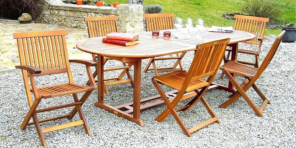 Mobilier de jardin en bois exotique - Mailleraye.fr jardin