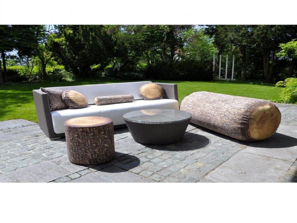 salon de jardin 4 places design amphore jardin. Black Bedroom Furniture Sets. Home Design Ideas