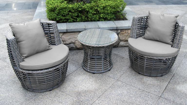 Salon de jardin fauteuils