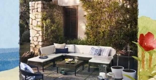 Salon de jardin en résine tressée ikea - Mailleraye.fr jardin