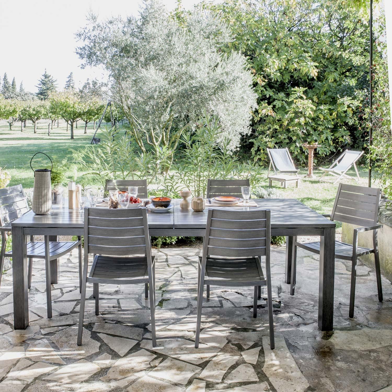 Salon de jardin imitation rotin leroy merlin - Mailleraye.fr jardin