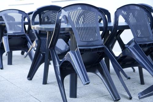 Salon De Jardin Table Et Chaises Plastique Maillerayefr