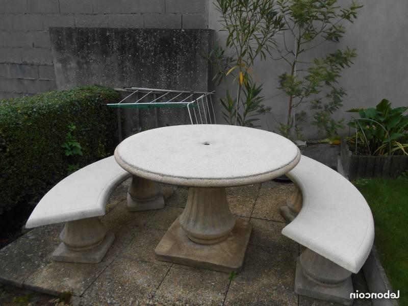 Salon de jardin d\'occasion a vendre - Mailleraye.fr jardin