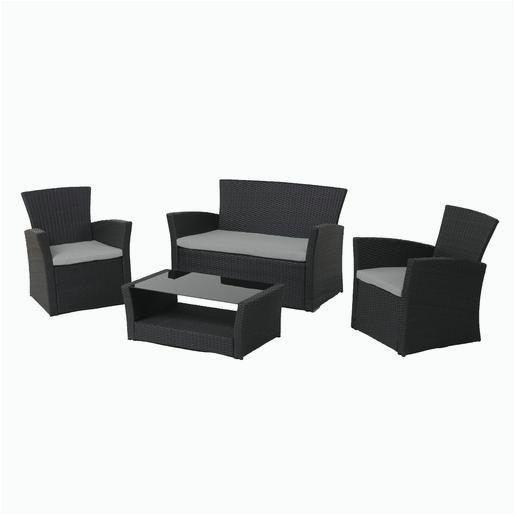 coussin salon de jardin la foir 39 fouille jardin. Black Bedroom Furniture Sets. Home Design Ideas