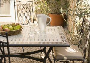 Salon de jardin leroy merlin table ronde
