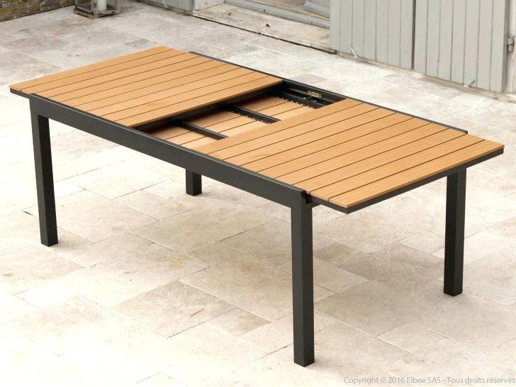 Salon de jardin composite et aluminium - Mailleraye.fr jardin