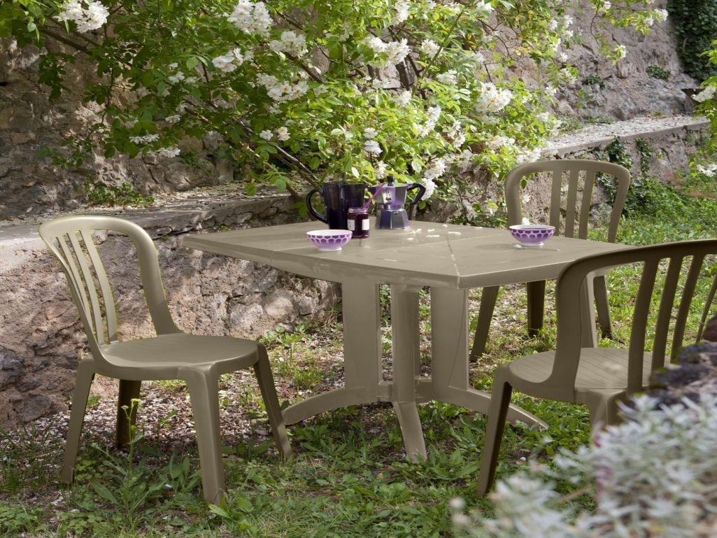 Salon de jardin leroy merlin pvc