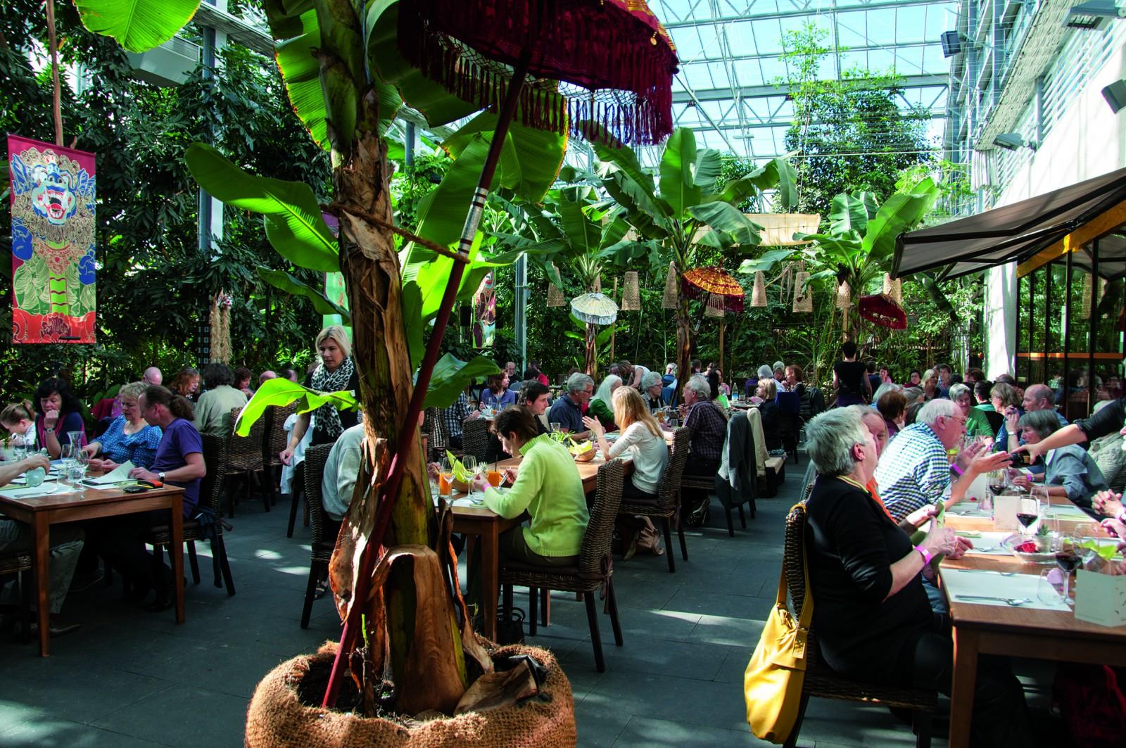 Café restaurant terrasse wolhusen