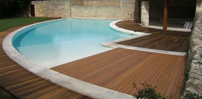 Terrasse bois interieur