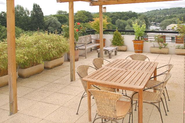 Achat appartement terrasse yvelines - Mailleraye.fr jardin