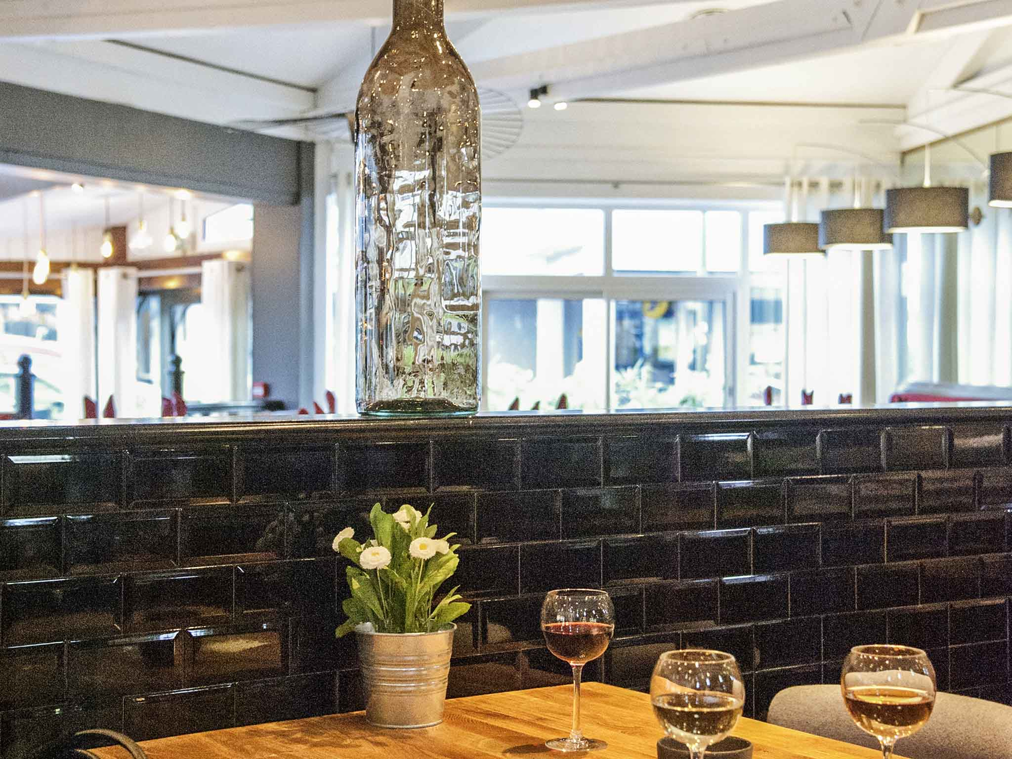 Bar terrasse seville