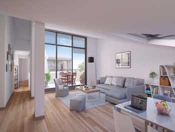 Appartement terrasse à vendre bordeaux