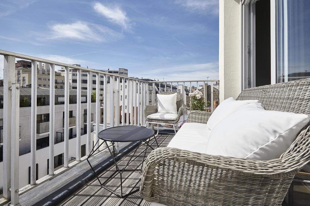 Appartement terrasse à louer paris