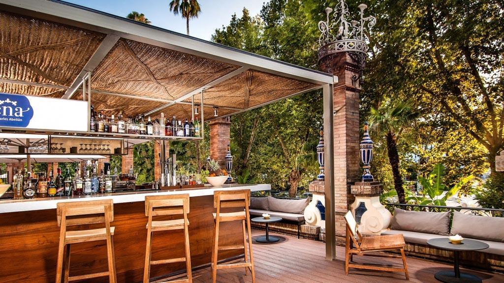 Bar terrasse paris tapas