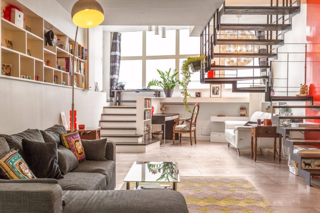Appartement terrasse belleville