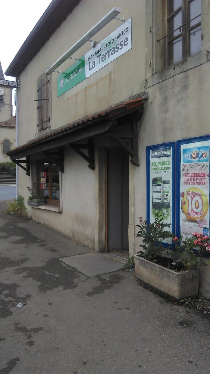 Cafe terrasse labry