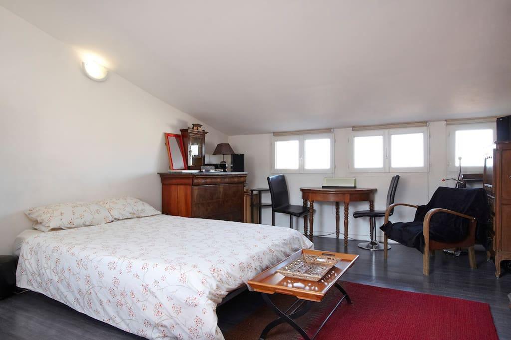 Appartement avec terrasse vue sur mer
