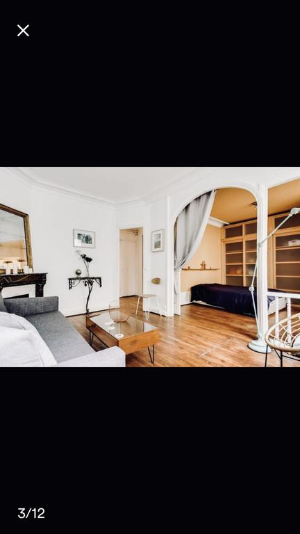 Appart hotel paris avec terrasse