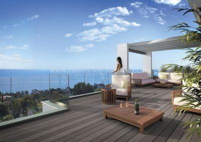 Appartement a vendre terrasse en vue