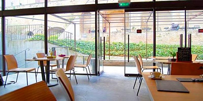 Café terrasse musée gadagne